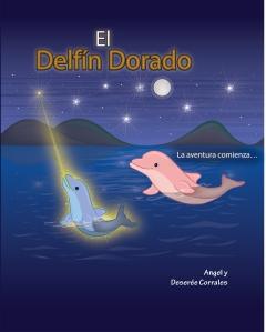 El Delfín Dorado Portada